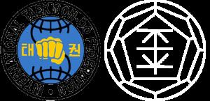 Logos der ITF und Kumgang-Dresden