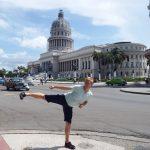 Andi in Havana