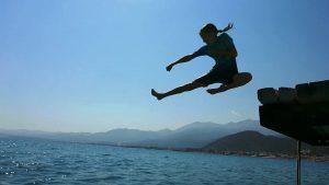 Kilian auf Kreta