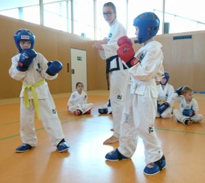 Taekwon-Do Kindertraining