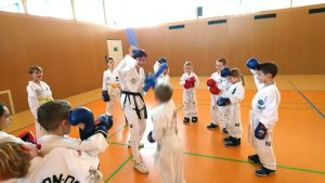 Taekwon-Do Kindertraining
