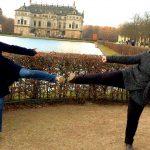Janell + Verena in Dresden