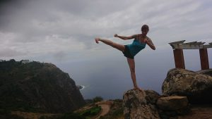 Anke auf Madeira