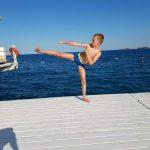 Felix in der Türkei