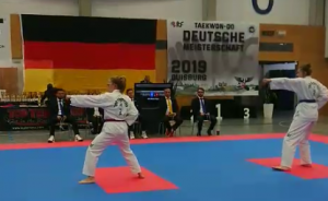 Deutsche Meisterschaften 2019 in Duisburg